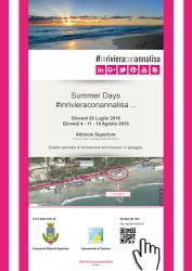 Locandina marketing 11 agosto